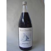 山梨のワイン★モン シェル ヴァン(赤)1.8L 一升瓶ワイン