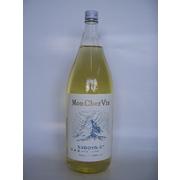 山梨のワイン★モン シェル ヴァン(白)1.8L 一升瓶ワイン